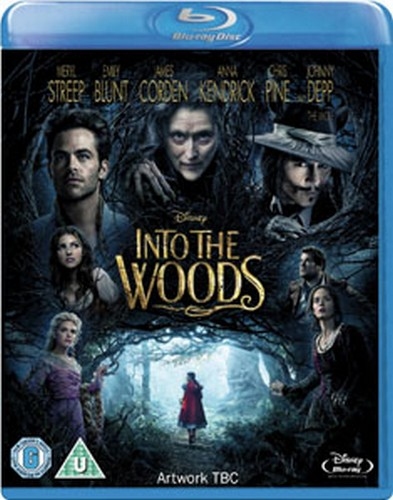 Into the Woods (Blu-ray)