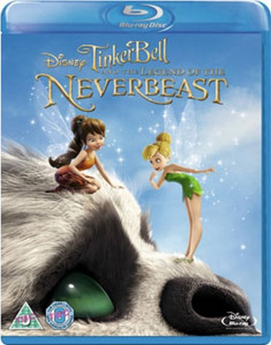 Tinker Bell & The Legend of the NeverBeast (Blu-ray)