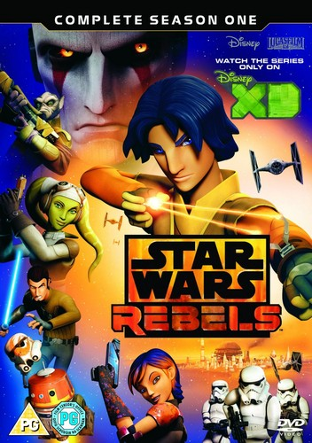Star Wars Rebels - Season 1 (DVD)