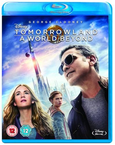 Tomorrowland A World Beyond (Blu-ray)