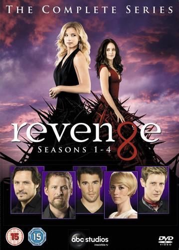 Revenge - Season 1-4 The Complete Series (DVD)
