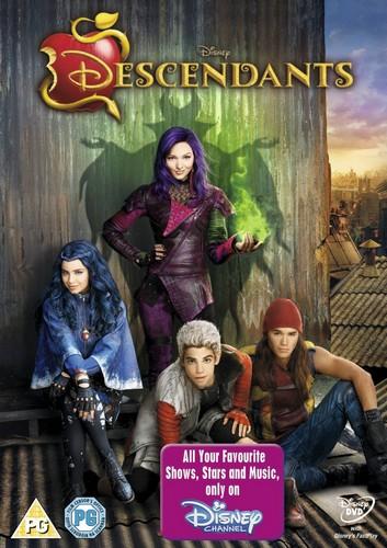 The Descendants [2015] (DVD)