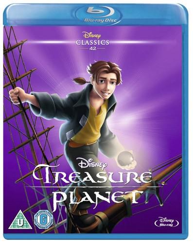 Treasure Planet [Blu-ray]