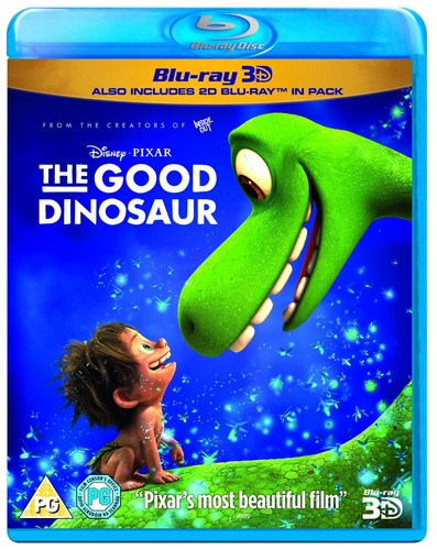 The Good Dinosaur (3D Blu-ray)