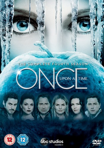 Once Upon A Time - Series 4 - Complete (DVD)