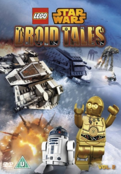 Lego Star Wars Droid Tales Vol 2 [DVD]