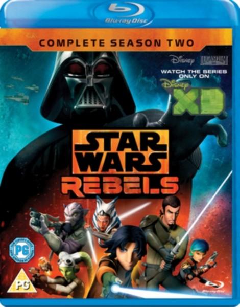 Star Wars: Rebels - Season 2 [Region Free] (Blu-ray)