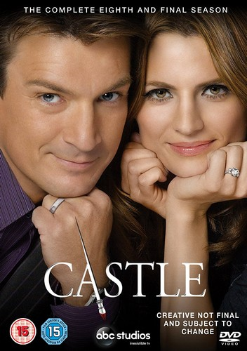 Castle - The Complete Eighth Season