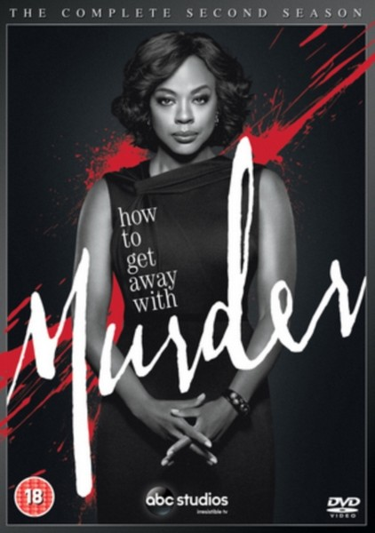 How to Get Away With Murder Season 2 [DVD]