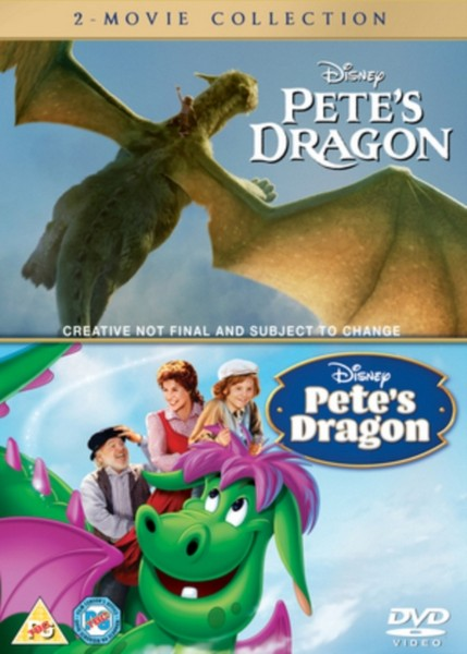 Pete's Dragon Live Action and Animation Box Set [DVD]
