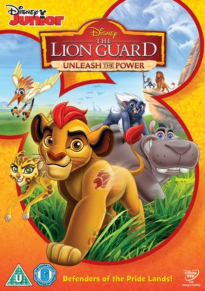 Lion Guard: Unleash the Power [DVD]