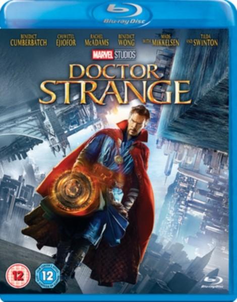 Marvel's Doctor Strange  [2016] (Blu-Ray)