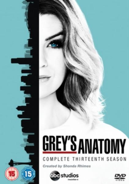 Grey's Anatomy - Season 13 [DVD]