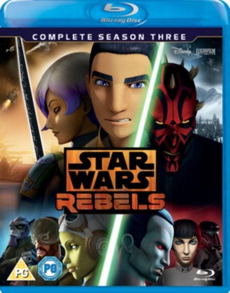 Star Wars Rebels Season 3  [Region Free]