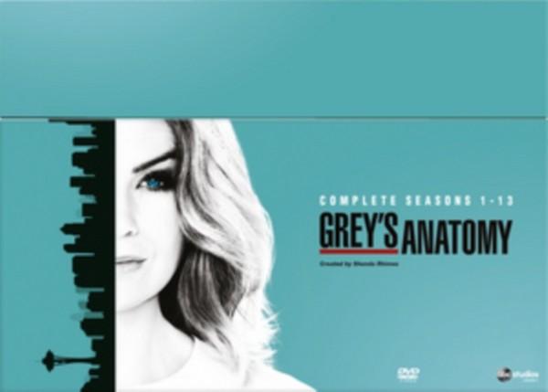 Grey's Anatomy - Seasons 1-13 [DVD]