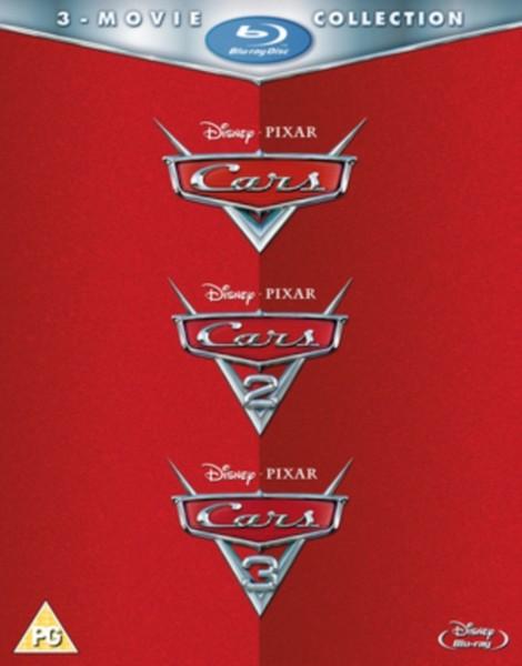 Cars: 1-3  [2017] (Blu-ray)