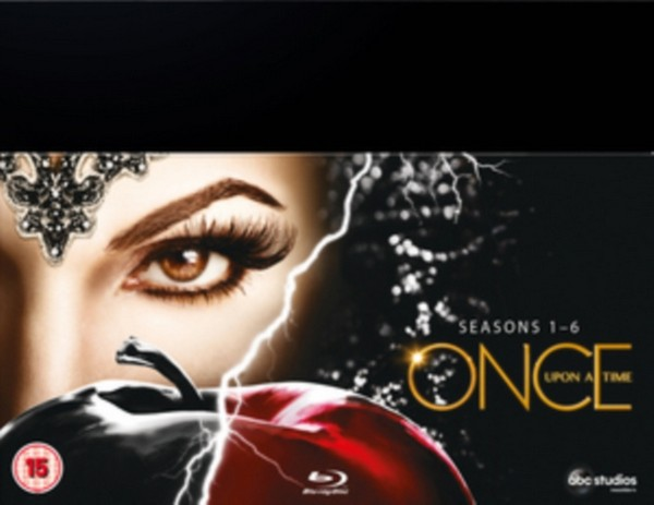 Once Upon A Time S1-S6  [Region Free]