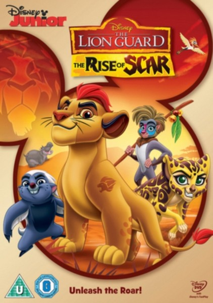 Lion Guard: The Rise Of Scar [DVD] [2017]