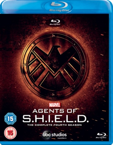 Marvel's Agents Of S.H.I.E.L.D. S4 - [2018] [Region Free] (Blu-ray)
