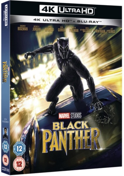 Black Panther [4K UHD]  [2018] [Region Free]