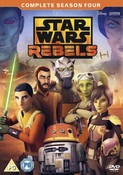 Star Wars Rebels: Season 4 (DVD) (2018)