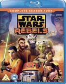 Star Wars Rebels: Season 4 (Blu-ray) (2018)
