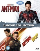 Ant-Man 1 & 2 Double pack (Blu-ray) (2018)