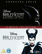 Maleficent Doublepack Blu-ray [2019] [Region Free]