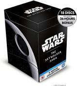Star Wars: The Skywalker Saga Complete Box Set [Blu-ray] [2019] [Region Free]