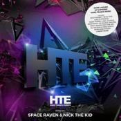 Space Raven & Nick The Kid - Hard Trance Europe Volume 1 (Music CD)