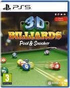 3D Billiards: Pool & Snooker (PS5)