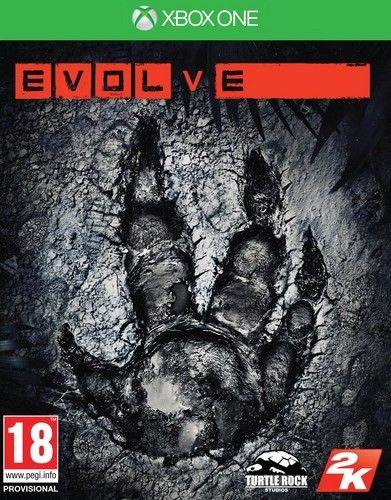 Evolve (Inc. Monster Expansion Pack) (Xbox One)