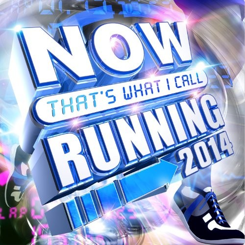 Various Artists - NOW That's What I Call Running 2014 (3 CD) (Music CD)