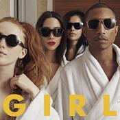 Pharrell Williams - G I R L (Music CD)