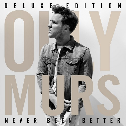 Olly Murs - Never Been Better (Deluxe Edition) (Music CD)