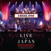 Il Divo - A Musical Affair: Live In Japan (CD & DVD) (Music CD)