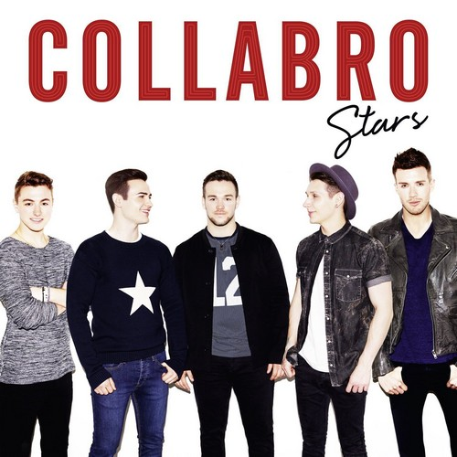Collabro - Stars (Music CD)