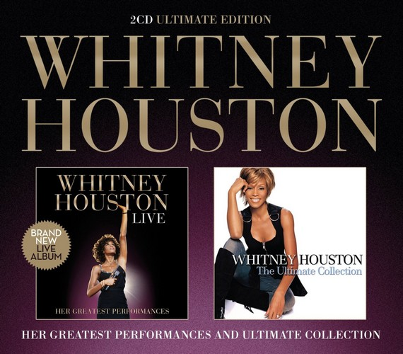 Whitney Houston Live: Her Greatest Performances - Ultimate Edition (Music CD)