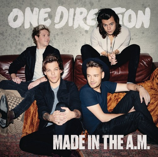 One Direction - Made In The A.M. (Music CD)