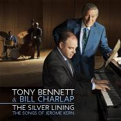 Tony Bennett & Bill Charlap - Silver Lining (The Songs of Jerome Kern) (Music CD)