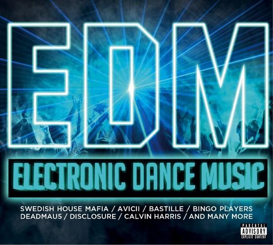 Various Artists - EDM (Music CD)