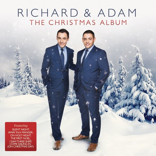 Richard & Adam - The Christmas Album (Music CD)