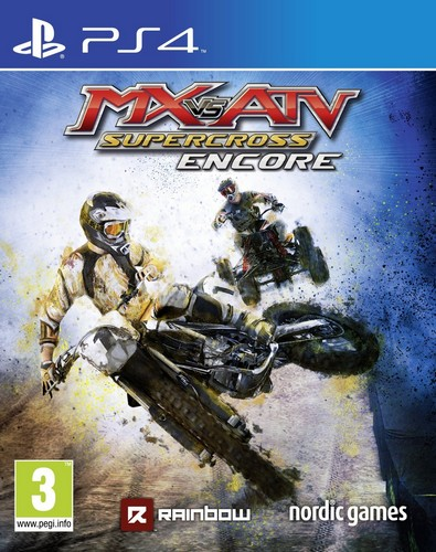MX vs. ATV: Supercross Encore Edition (PS4)