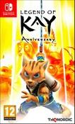 Legend of Kay Anniversary Edition (Nintendo Switch)