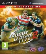 Rugby League Live 2 Game Of The Year (PS3)