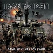 Iron Maiden - A Matter of Life and Death (Music CD)
