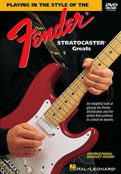 Fender Stratocaster Greats (DVD)