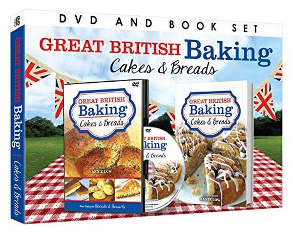 Great British Baking + Book (DVD)