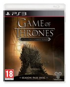 Game of Thrones - A Telltale Game Series - Season 1 (PS3)
