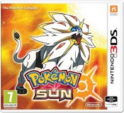 Pokemon Sun Steel Book (Nintendo 3DS)